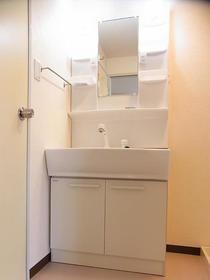 瀬谷レジデンス 501号室の洗面所