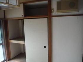 黒川ハイツ 101号室の収納