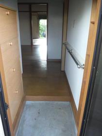 黒川ハイツ 101号室の玄関