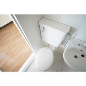 サザンウッドハイツ 301号室のトイレ