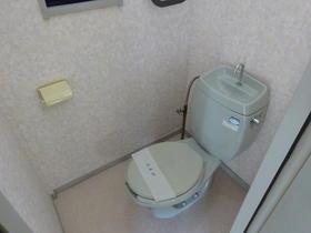 サンガーデン南町田A棟 203号室のトイレ
