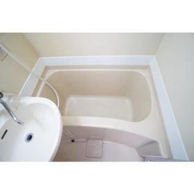 エトス大和 205号室の風呂