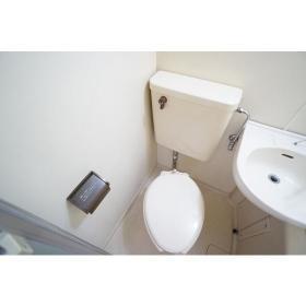 エトス大和 205号室のトイレ