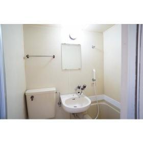 エトス大和 205号室の洗面所