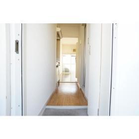 エトス大和 205号室の玄関