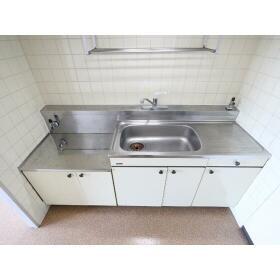 桜ヶ丘東和マンション 403号室のキッチン