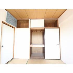 桜ヶ丘東和マンション 403号室の収納