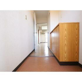 桜ヶ丘東和マンション 403号室の玄関