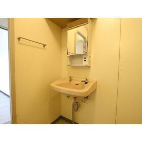 桜ヶ丘東和マンション 403号室の洗面所