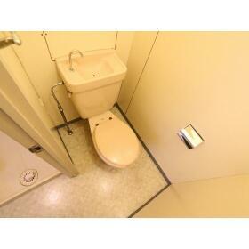 桜ヶ丘東和マンション 403号室のトイレ