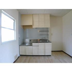 SUNハイツA 102号室のキッチン