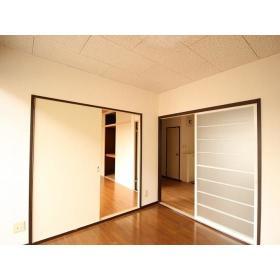 SUNハイツA 102号室のリビング