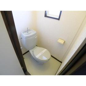 SUNハイツA 102号室のトイレ