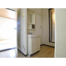 SUNハイツA 102号室の洗面所