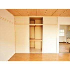 SUNハイツA 102号室の収納