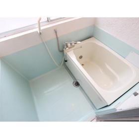 栗原荘 203号室の風呂