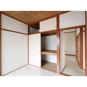 栗原荘 203号室の収納