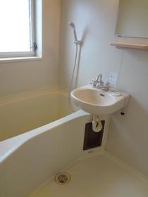 TNハイツ 202号室の風呂
