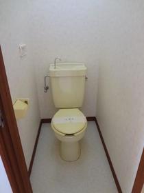 TNハイツ 202号室のトイレ
