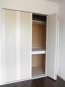 VILLA 8 202号室の収納