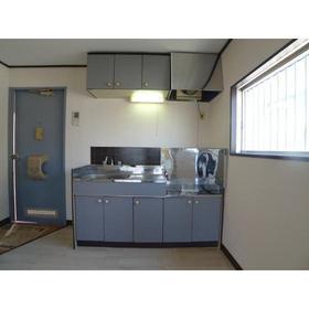 レスポワール渋谷 202号室のキッチン