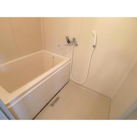 レスポワール渋谷 202号室の風呂