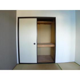 レスポワール渋谷 202号室の収納