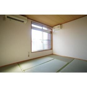 ローズハイツ 201号室の収納