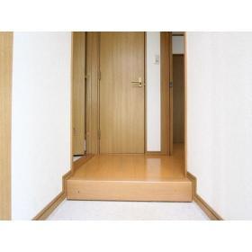 フェアリーハウス 201号室の玄関