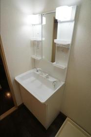 アビンズ相模大野 204号室の洗面所