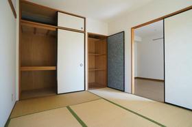 アビンズ相模大野 204号室の収納