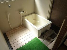 仲戸川貸家の風呂