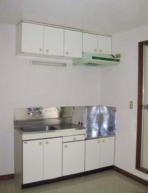 ハイツSTT 205号室のキッチン