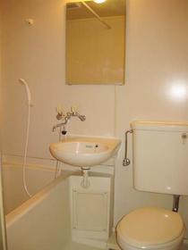 ハイツSTT 205号室の風呂