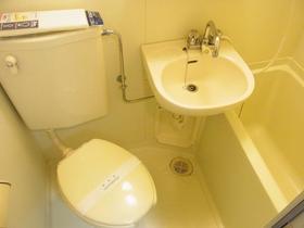 ジョイフル南林間第2 0207号室の風呂
