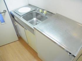 ジョイフル南林間第2 0207号室のキッチン
