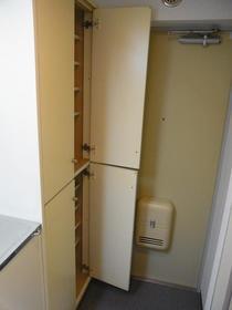 ジョイフル南林間第2 0207号室のエントランス