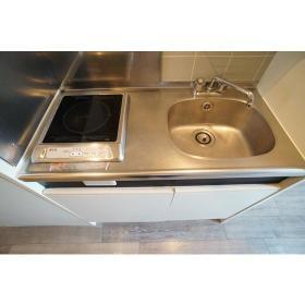 メゾン・ド・フィエール 208号室のキッチン