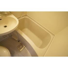 メゾン・ド・フィエール 208号室の風呂