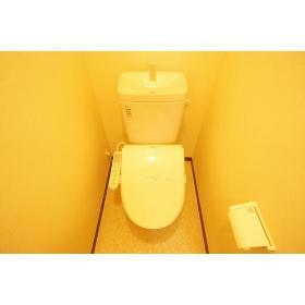 CLASSY文京 102号室のトイレ