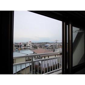 アローハイツ大和 405号室の眺望