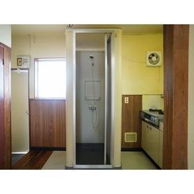 藤歓荘 8号室の風呂