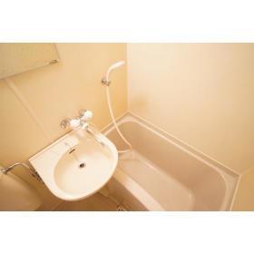 アムザック相模 302号室の風呂