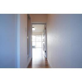 アムザック相模 302号室の玄関