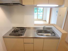 TONASA(トナサ) 201号室のキッチン