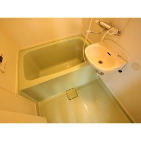 NKハイツ 201号室の風呂