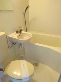 ハイムスワン 206号室の風呂