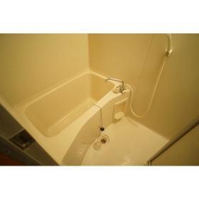 サンライズ南林間 202号室の風呂