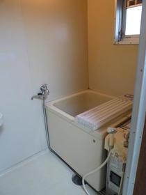 山口アパート 202号室の風呂