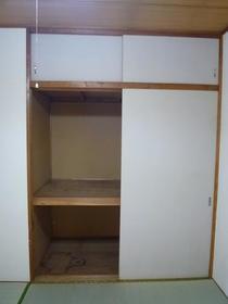 山口アパート 202号室の収納